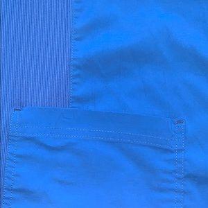 koi Tops - Guc koi basics medium royal blue scrub top